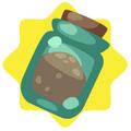 Jar of dirt