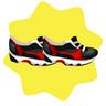 Pro athletics shoes