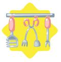 Pink BBQ Tools