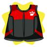 Pro athletic vest
