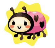 Little bevy ladybug