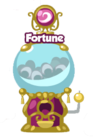 Fortune mystery egg machine