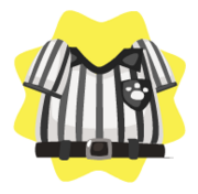 Referees jersey