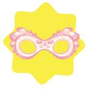 Pixie mask