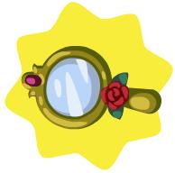 Charmed Mirror