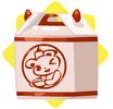 Arabian snack box