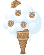 Snowy Cone Tree