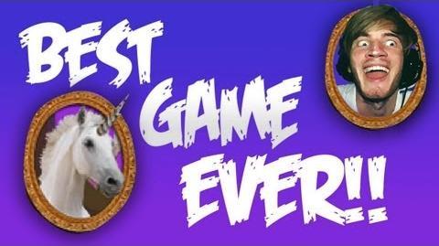 CLOP - BEST GAME EVER!! - Clop - (QWOP meets unicorn!)