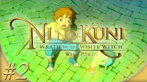 GOING THROUGH THE PORTAL! - Ni No Kuni Wrath of the White Witch w Pewds (2)