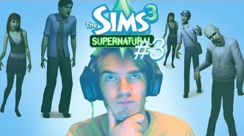 The Sims 3: Supernatural - Part 3   PewDiePie Wiki ...