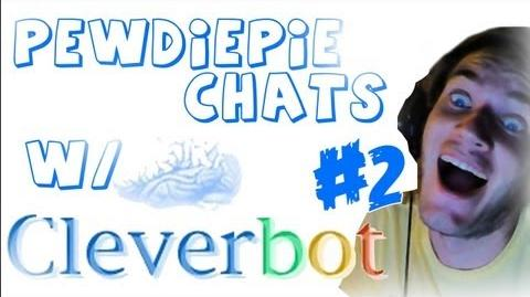 PEWDIEPIE PROPOSE TO CLEVERBOT! - Cleverbot - Part 2