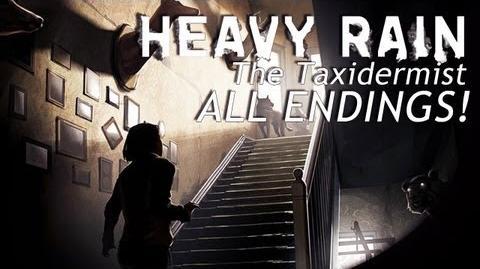 Heavy Rain: The Taxidermist - Part 2