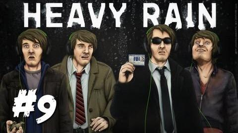 CAUGHT THE KILLER?! - Heavy Rain - Part 9