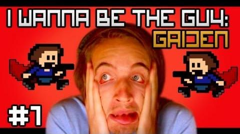 I Wanna Be The Guy: Gaiden - Part 1