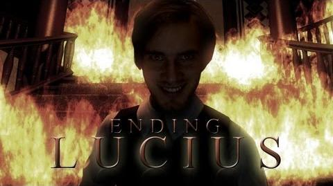 YOU WILL ALL BURN! - Lucius Playthrough - Part 8 - Ending (Final)