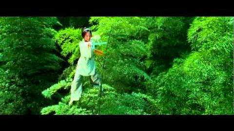 Fight in Bamboo Forest (Crouching Tiger, Hidden Dragon)