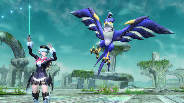 File:Pso2 summoner controlling pet.png