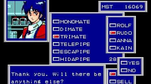 Mega Drive Longplay 132 Phantasy Star II (Part 3 of 8)