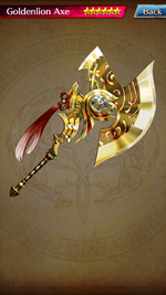 423 Goldenlion Axe