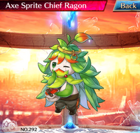 Axe Sprite Chief Ragon