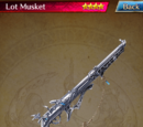 Lot Musket 301