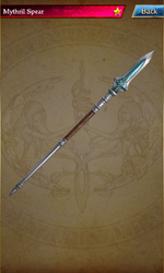047 Mythril Spear