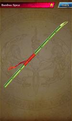 046 Bamboo Spear