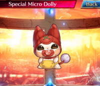 Special Micro Dolly