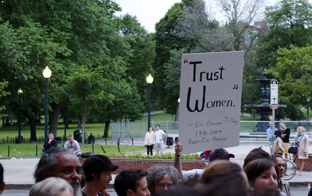 File:Trust Women sign at George Tiller vigil.jpg