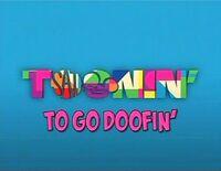 Toonin to go Doofin logo