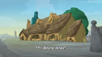 Tri-Stone Area title card