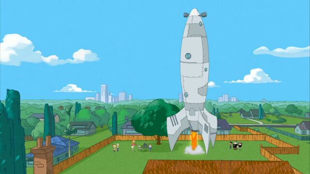 File:The rocket is about to take off.jpg