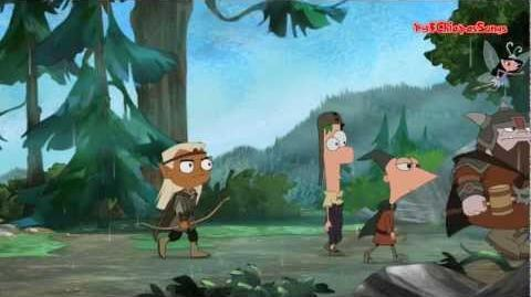 Phineas and Ferb - Questing Song