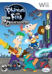 Across the Second Dimension Wii