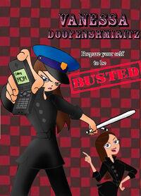 Vanessa Doofenshmirtz, by REDEYEREAPER