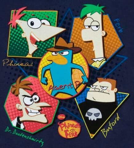 Tập tin:Cast of Phineas and Ferb organic t-shirt.jpg