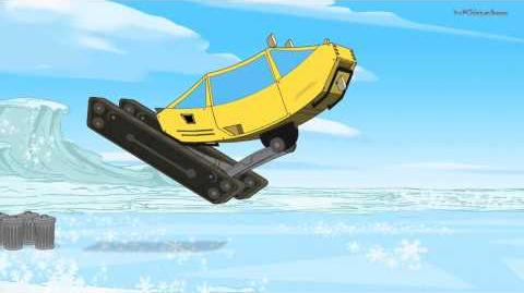 Phineas and Ferb - All Terrain Vehicle