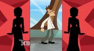 Doofenshmirtz dancing in Doofenshmirtz Swanky New Evil Lair, 3