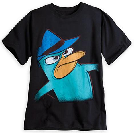 File:Agent P t-shirt for men - black background.jpg