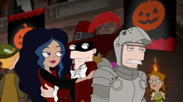 File:Monty and Vanessa having bumped in to Major Monogram.jpg