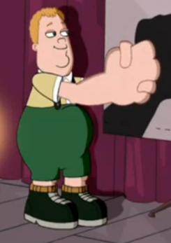 Huge Hands Hans