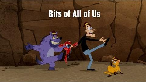 Phineas and Ferb - Bits of All of Us