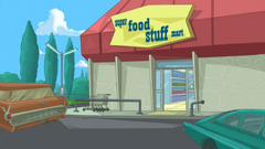 Super Food Stuff Mart