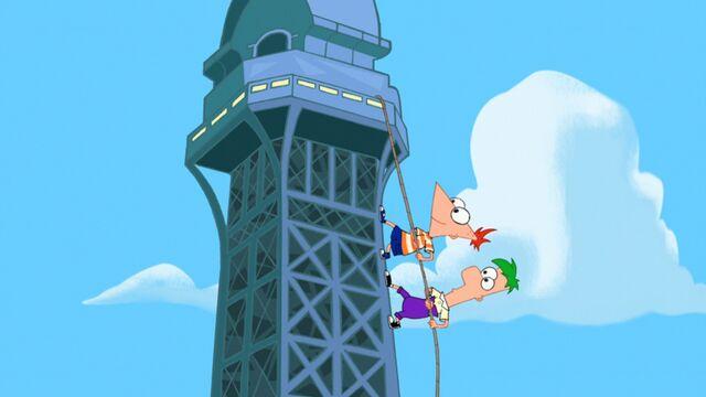 File:Climbing Up the Eiffel Tower.jpg