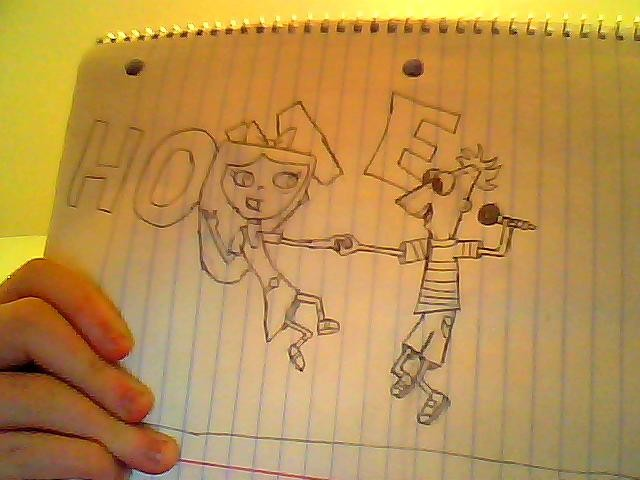 File:Phineas and Isabella singing SBTY drawing.jpg
