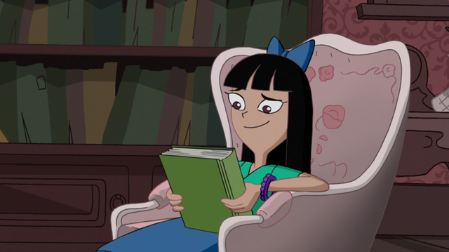 File:Stacy about to read.png