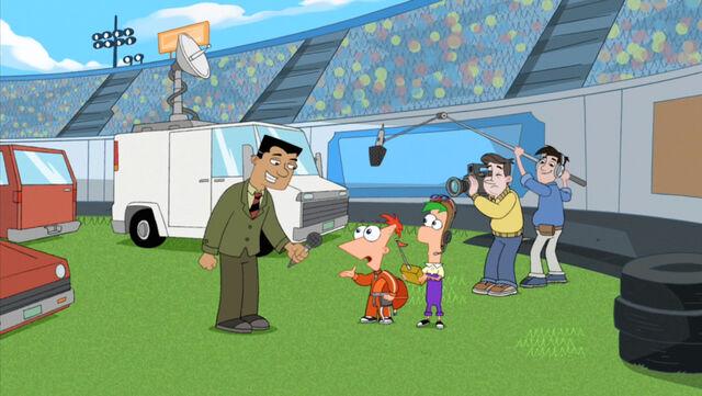 File:Phineas being interviewed.jpg