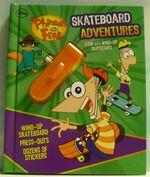 Paragon Skateboard Adventures book