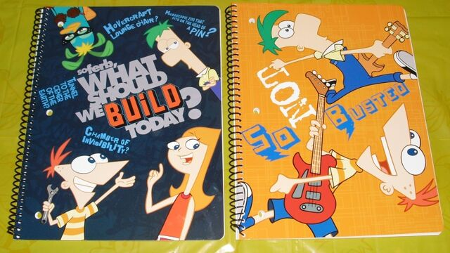 File:Phineas and Ferb 2012 notebooks 3.jpg