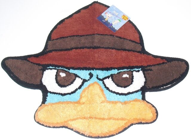 File:Agent P floor rug by Jay Franco & Sons.jpg